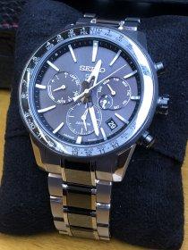 SEIKO ASTRON 5X53-0AD0 SBXC011 腕時計買取りました
