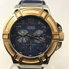 DIESEL や GUESS の カジュアル メンズ腕時計 買取りました!