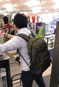 ゼブラ柄のMCMのバッグ・財布・メンズ服飾類続々入荷しました~♪リサイクルショップ リバース東広島店 東広島市西条上市町7-42