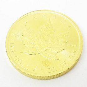 カナダ メイプルリーフ 金貨 1oz 買い取りました♪ インゴット 金貨 コイン メダル 大判 小判など貴金属ならおまかせ下さい! リサイクルショップ リバース 三原 尾道 東広島 買取 換金