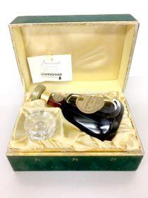 COUVOISIER クルボアジェ NAPOLEON ナポレオン ブランデー バカラボトル 買い取りました♪ ブランデー ウイスキー 焼酎 買い取ります!
