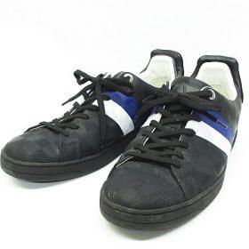 LOUIS VUITTON ダミエ アンフィニ スニーカー 買い取りました♪ ルイヴィトン バッグ 財布 靴 衣類 大歓迎♪