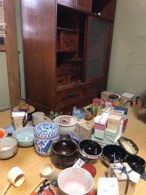 お茶道具の買取しています(三原・尾道・竹原・東広島)※出張買取も対応(出張費用は無料)