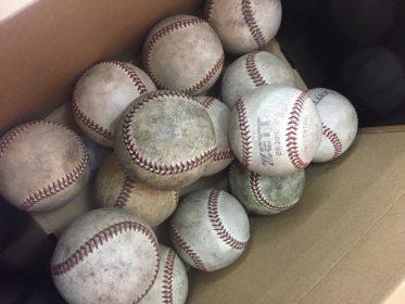 野球硬式用ボール買取ました!!