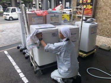洗濯機の買取について(三原 尾道 東広島 竹原)