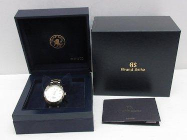 グランドセイコーSBGA011 時計を買取りました