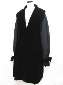 フォクシー FOXEY コート ショールカラー 買い取りました♪ 冬物アイテム絶好調買い取り中! リサイクルショップ リバース 三原 尾道 東広島 買取 換金