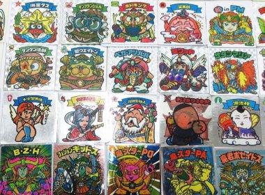 30年以上前に流行った旧ビックリマンシール買取致します☆ リサイクルショップ リバース 三原店 尾道店 東広島店 昭和の商品