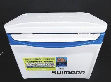 SHIMASNO シマノ クーラーボックス HOLIDAY COOL 200 LZ-320Q ホリデー クール 20L 釣り道具 クーラーボックス 買取ました!