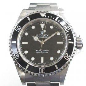 ロレックス サブマリーナ 14060 U番 買取させていただきました♪ ROLEX OMEGAなど腕時計買取強化中!!