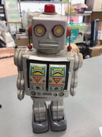 昭和レトロなおもちゃ買取致します☆ブリキの動くロボット買取いたしました。リサイクルショップ リバース 尾道店 三原店 東広島店