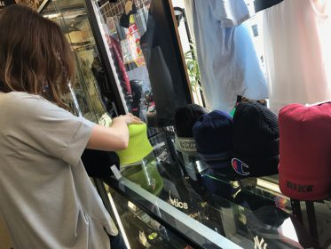 メンズ ニット帽 入荷中~♪ リサイクルショップ リバース東広島店