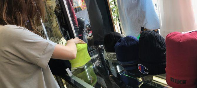 メンズ ニット帽 入荷中~♪ リサイクルショップ リバース東広島店 東広島市西条上市町7-42 法務局向かい