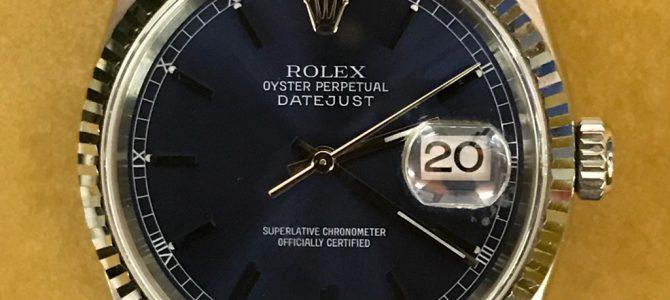 ROLEX ロレックス デイトジャスト 買取致します!!  リサイクルショップ リバース 東広島 三原 尾道 デイトナ エクスプローラー オイスター サブマリーナ
