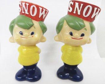 昭和レトロなソフビ人形買取致します!! リサイクルショップ リバース 尾道店 三原店 東広島店 雪印乳業 スノー坊や