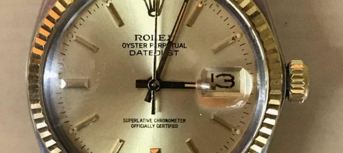 ROLEX デイトジャスト 高価買取致します。 リサイクルショップ リバース 東広島 三原 尾道 16013