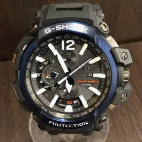 CASIO G-SHOCK GRAVITYMASTER メンズ腕時計 買取しました!! リサイクルショップ リバース東広島店 東広島市西条上市町7-42