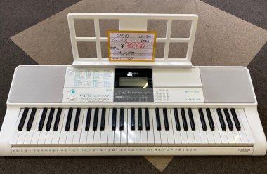 CASIO デジタルキーボード LK-516 2020年モデル 入荷いたしました☆リサイクルショップ リバース東広島店 東広島市西条上市町7-42 ☎082-423-9137