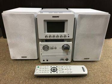 MD・CDコンポ 完動品であれば、買取致します。リサイクルショップ リバース 東広島店 尾道店 三原店 音響機器 大歓迎♪
