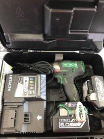 電動工具 インパクトドライバー HITACHI 買取いたしました✩