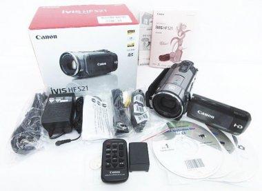 Canon キャノン iVIS HF S21 HDビデオカメラ買取ました☆