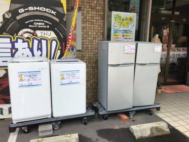 リサイクルショップ リバース三原店の家電製品売り場や工具売り場がリニューアルしました☆