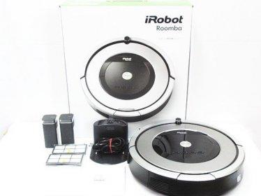 iRobot アイロボット roomba ルンバ 876 ロボット 掃除機 2017年製 買取致しました。リサイクルショップ リバース 東広島店 三原店 尾道店