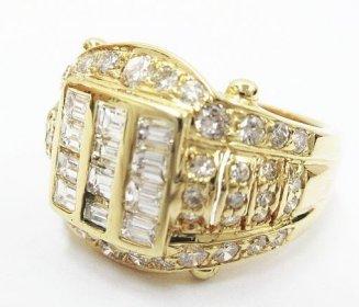 ダイヤモンド付きリング 指輪 買取致します。リサイクルショップ リバース 東広島店 三原店 尾道店