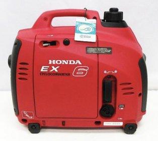 HONDA ホンダ EX6 ポータブル発電機 サイクロコンバーター発電機 600W 入荷致しました♪電動工具買取致します☆