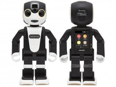 【買取強化中!】SHARP シャープ RoBoHoN ロボホン SR-01M-W ホワイト系 SIMフリー モバイル型ロボット