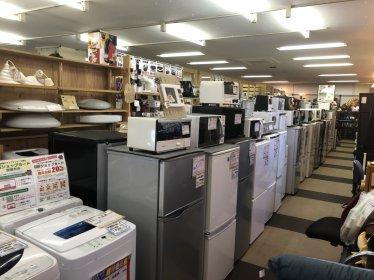 リサイクルショップリバースの冷蔵庫・洗濯機・テレビは1か月保証サービスがありますのでご安心ください!!