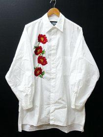 ヨウジヤマモトプールオム YOHJI YAMAMOTO POUR HOMME REPLICA 1988S/S レプリカ シャツ 買い取りました♪ Y'sなどデザイナーズブランド高価買取!