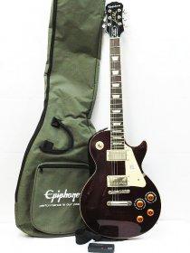 Epiphone エピフォン Les Paul レスポール STANDARD PRO エレキ ギター ソフトケース付き KORG チューナー買い取りました!