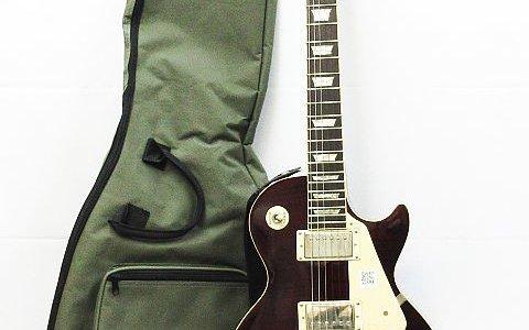 Epiphone エピフォン Les Paul レスポール STANDARD PRO エレキ ギター ソフトケース付き KORG チューナーおまけ 音出しOK