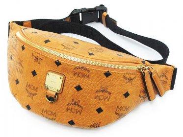 MCM Fursten Visetos Belt Bag small ロゴボディバッグ 買い取りました!