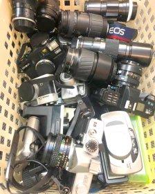 一眼レフカメラ・フィルムカメラなど、どんな状態のカメラも買取ります!! 三原 尾道 東広島