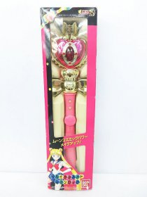 BANDAI バンダイ セーラームーン スパイラルハートムーンロッド 1994年 おもちゃ アンティーク レトロ