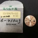 ROLEX ロレックス 文字盤 予備のコマ