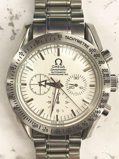 OMEGA オメガ スピードマスター ブロードアロー メンズ腕時計