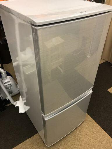 2016年製 2ドア冷凍冷蔵庫 2016年製の全自動洗濯機