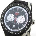 TAG Heuer タグホイヤー コネクテッド モジュラー45  SBF8A8001.11FT6076 スマートウォッチ 腕時計