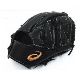 asics アシックス 軟式 野球 ピッチャー用 グラブ グローブ 軟式グラブ 大谷選手モデル シグネイション 3121A281 ブラック