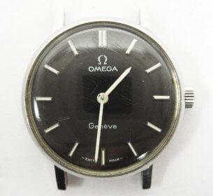 OMEGA オメガ GENEVE ジュネーブ 手巻き アンティーク ヴィンテージ レディース腕時計