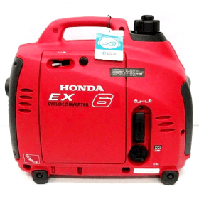 HONDA ホンダ EX6 ポータブル発電機 サイクロコンバーター発電機 600W