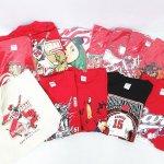 広島東洋カープ Carp 応援 Tシャツ トートバッグ 引退記念 ユニフォーム 13点セット