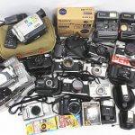 フィルムカメラ ビデオカメラ など まとめ売り 20点セット買い取りました