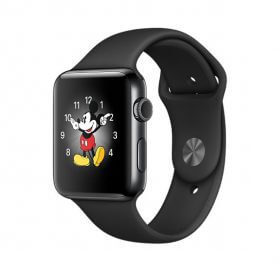Apple Watch Series2 42mm ブラック 付属品完備