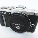 オリンパス OLYMPUS PEN E-PL8 14-42mm EZレンズ キット ミラーレス一眼 ホワイト
