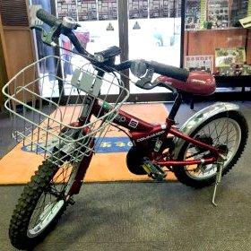 Jeep ジープ 子供用自転車 ライト付き ブラック